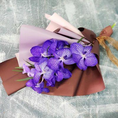 Букет из орхидеи ванда