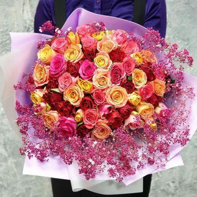Букет из роз Свидание