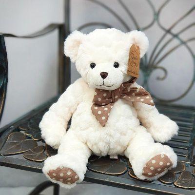 Игрушка медведь белый 25 см